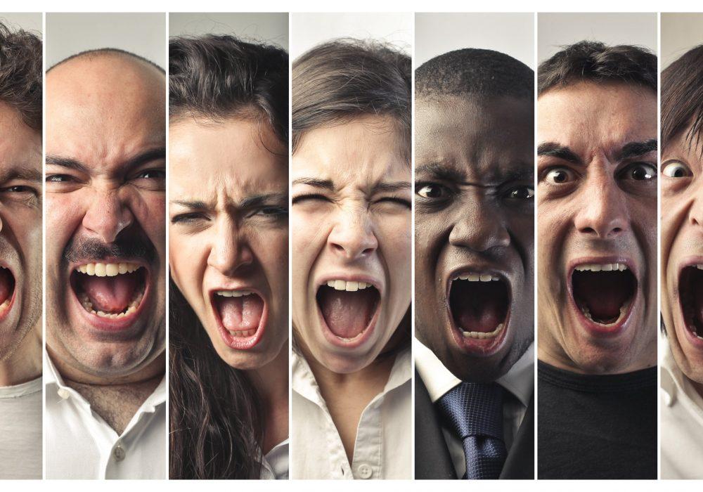 Assertiveness and Anger Management